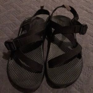 Kids size 5 Chacos fits size women's 7